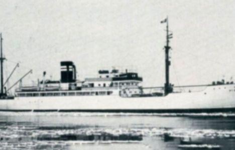 M/S Pionier