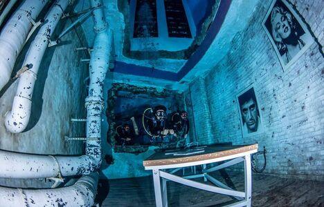 Verdens dybeste pool åbner i Dubai