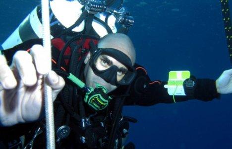 Nyt rekordforsøg: 350 meter på åben scuba