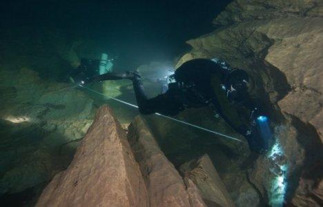 Nyt GUE-kursus – cave survey