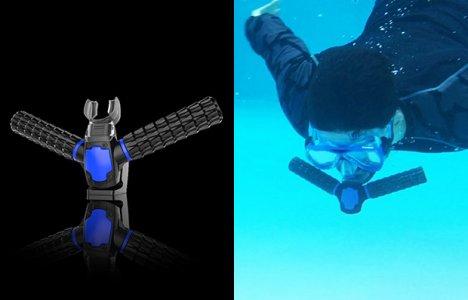 Triton Gills – træk vejret som en fisk
