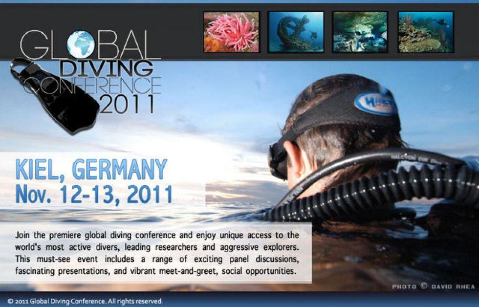 Global Diving Conference i Kiel