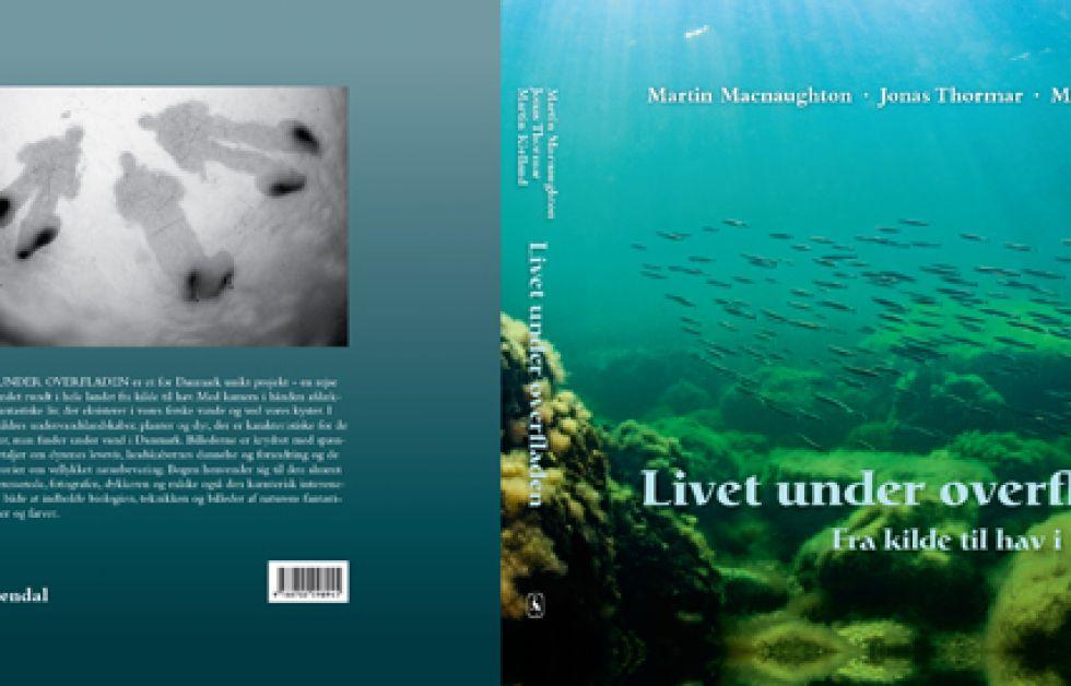 """Ny bog om """"livet under overfladen"""""""