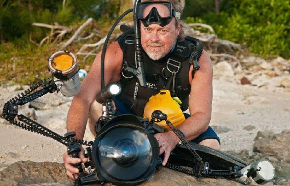 Wes Skiles død i dykkeulykke