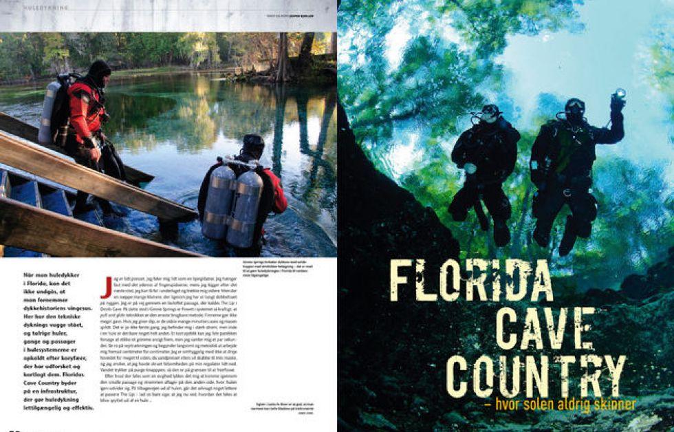 Artikel i DYK maj: Huledykning i Florida