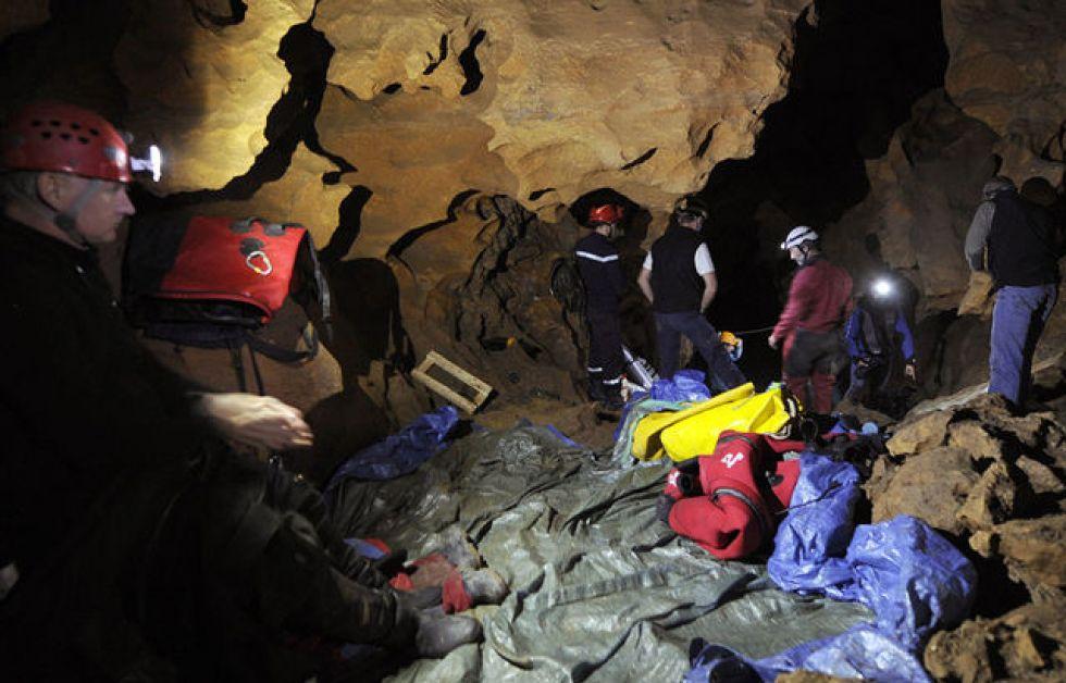 Forsvundet huledykker fundet druknet