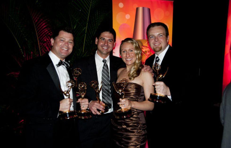 Filmklip fra Eagles Nest vinder Emmy