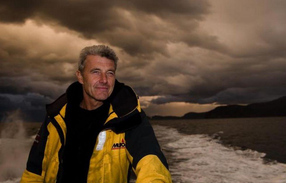 Paul Rose på Copenhagen Diveshow 2011