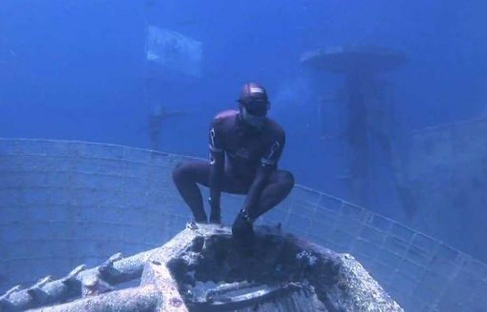 Superhelte under vandet