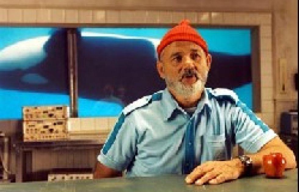 Bill Murray som Cousteau