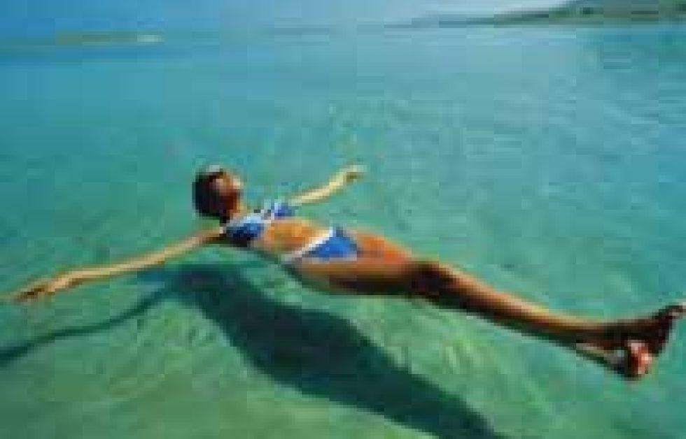 Dødehavet genoplives