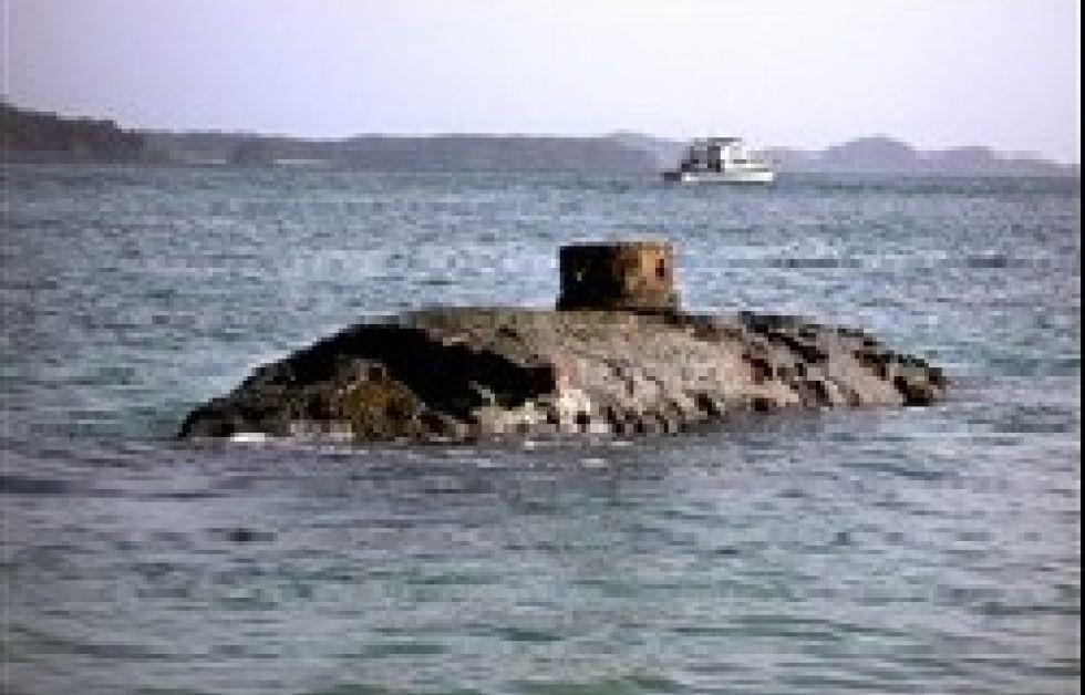 141 år gammel ubåd fundet
