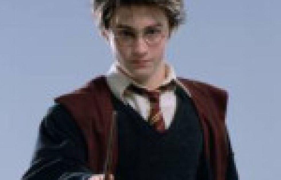 Harry Potter som dykker