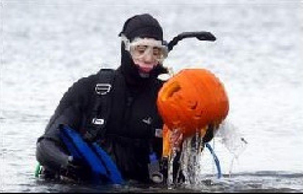 Halloween-dyk