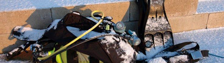 Vinterdykning – køligt overblik