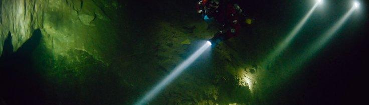 Mørkets hjerte – dykning i Sala Sølvmine