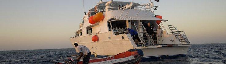 Få Rødehavet alene – på liveaboard i det sydlige Ægypten