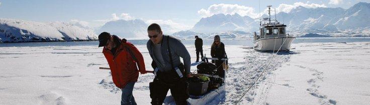 Grønland – en ukendt undervandsverden