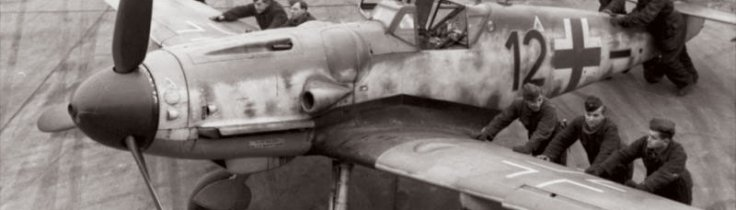Unikt flyfund – Messerschmitt i Norge