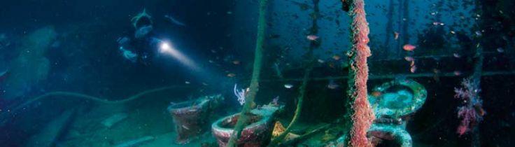 Thailand – Andamanerhavet i syd