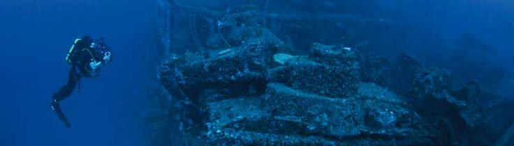 Simon Mitchell – Forsker, dykker og læge