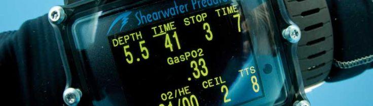 Shearwater Predator – rovdyret bider fra sig