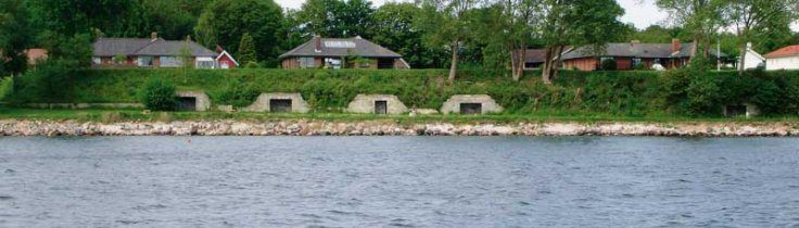 Torpedostationen ved Høruphav - Als