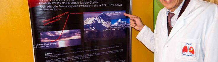 Fra Frodes Logbog – Ekstrem højdedykning i Bolivia