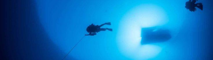 Tech-dykning i Kroatien