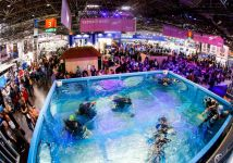 Boot Düsseldorf 2020 – Dive Center
